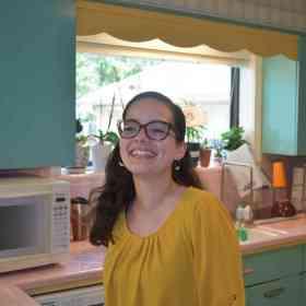 Midwifery Student Abigail Kniffin