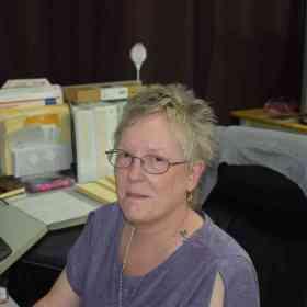 Office Manager Lynn Wilkinson